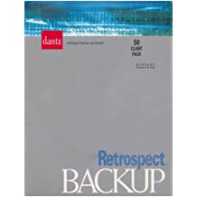 Retrospect 6.0 Client Pack Upgrade (from 4.3) 50-user Mac [import anglais]