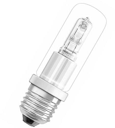 Klare Quarz-halogen-glühlampe (Osram Halogenlampe E27 klar 230V Halolux Ceram 150W 64402)