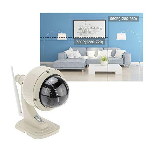 SDRFSWE 960 P Netzwerk Kamera Wireless Outdoor WiFi Ptz 2 8-12mm Autofokus wasserdichte H.264 Hd überwachungskamera CCTV Nachtsicht Drahtloses Netzwerk Cinch-outdoor-antenne