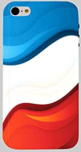 Dazzling multicolor printed protective REBEL mobile back cover for iPhone 4 / 4S D.No.N-R-4176-IP4