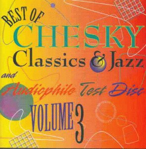Best of Chesky Jazz and More Audiophile Tests Vol. 3