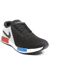 Sklodge Men's 78627 Black Casual Canvas Sneaker Shoes, Casual Shoes For Mens Stylish, Canvas Shoes For Mens, Sneakers...