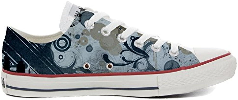 Converse All Star Customized - Zapatos Personalizados (Producto Artesano) Life stilizzato -