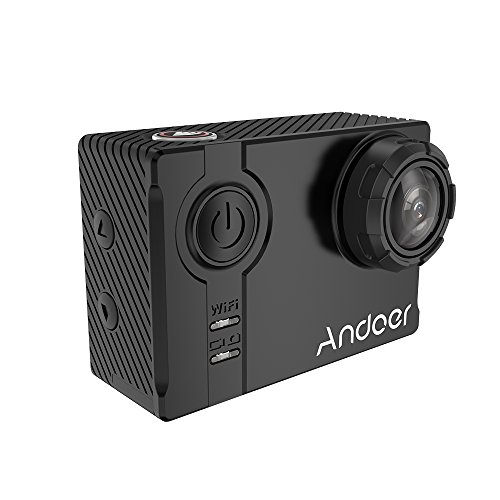 Andoer AN7000 4K 1080P 120fps 720P 240fps Full HD Adopt für Ambarella A12S75 16MP WiFi Anti-shake wasserdichte Tauchens 60m 2.0