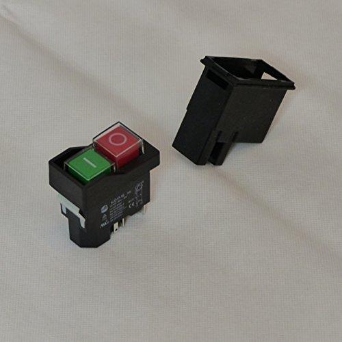 BUZE Orginal KEDU KJD17 Schalter 230V , Thermoschalter Anschluss, Unterspannungsauslöser