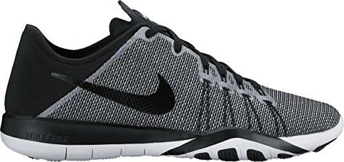 Nike Damen Wmns Nike Free Tr 6 Prt Laufschuhe White/Black