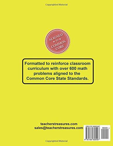 Kansas 4th Grade Math Test Prep: Common Core Learning Standards