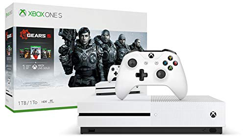 Xbox One S Gears 5 Bundle (1TB) Best Price and Cheapest
