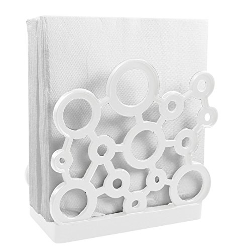Gio'style forme portatovaglioli, polipropilene, bianco