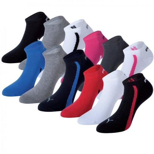 PUMA Unisex Ring Sneakers 201203001 Sportsocken 12er Pack (Puma Ring)