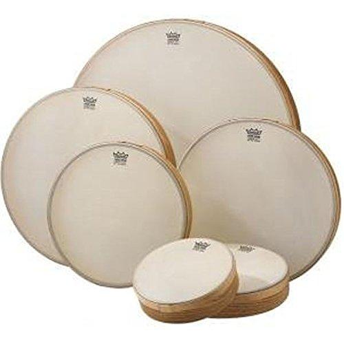 REMO Frame Drum Renaissance 12', Rahmentrommel, Pretuned, Handtrommel für Drum Circle