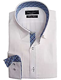 Cotton Park - Chemise blanche Saclay - Homme