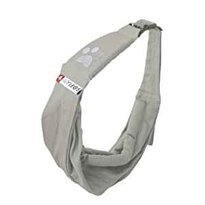 4 Lazy Legs Pet Carrier, Sand Grey