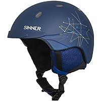 Sinner Lightweight Titan Unisex Outdoor Skiing Helmet