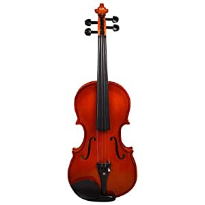 Kadence Vivaldi Violin, Spruce Top (Hard Case, Bow,Rosin )