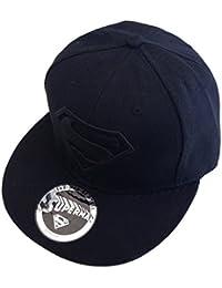 Casquette snapback Superman - Black Logo - Legend Icon