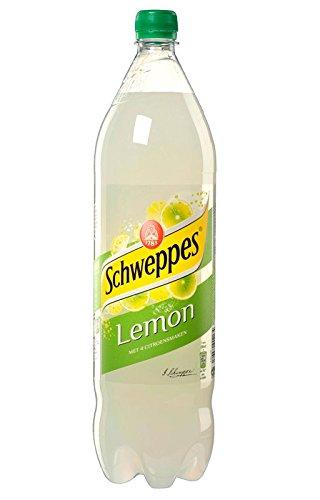 Schweppes Zitrone - 6 x 1,5 l