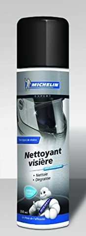 Michelin 008807 Moto Nettoyant Visière Casque 150 ml