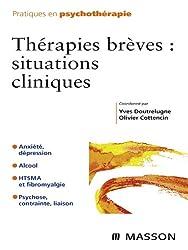 Thérapies brèves : situations cliniques