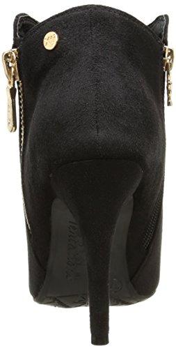 Xti 29902, Boots femme Noir (Serraje Negro)