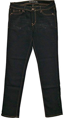 women-ladies-jordache-denim-jeans-legging-trouser-black-uk-12