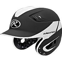 Rawlings artículos deportivos de béisbol R16Away tamaño casco - R16, Negro