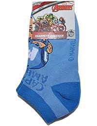 100% Official Licensed Marvel Avengers Socks for Boys Kids   Ironman Captain America Hulk Thor
