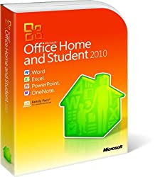 Ms Office 2010 Home & Student