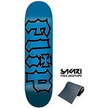 Monopatín skate skateboard FLIP HKD Decay blue 7,5¨