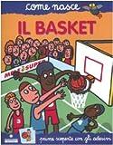 Il basket. Con adesivi