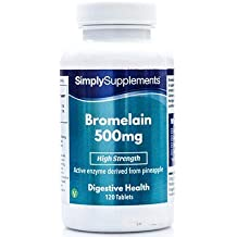 Amazon.es: bromelina - SimplySupplements