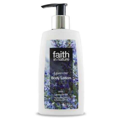 (6 PACK) – Faith in Nature – Lavender Body Lotion | 150ml | 6 PACK BUNDLE