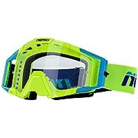 NENKI Gafas Motocross Enduro NK-1025 Hombre Mujer,Protección UV