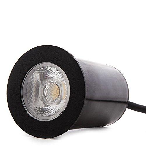 Greenice   Foco LED Empotrar IP67 4,5W 450Lm 100-240VAC Cable 0,5M Color...