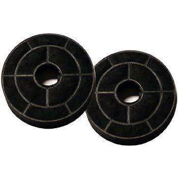 Silverline AF 110 1 Paar Aktivkohlefilter