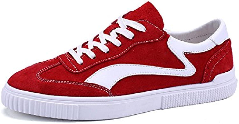 YIXINY Schuhe LAB 751 Segeltuchschuhe Männlich Trend Stoffschuhe Plate Schuhe Freizeitschuhe 3 Farben Verfügbar