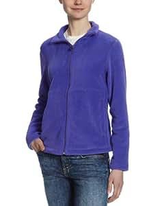 Lafuma Damen LD Tim ECOL Wander Fleece Jacke Xs Purple Opulence