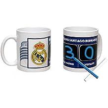 Estuche Real Madrid. CYP Imports MG-40-RM, Taza con Tiza en Caja, Diseño Real