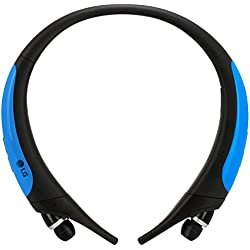 LG Tone Active - Auriculares in-ear, azul
