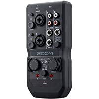 Zoom U di 24 cassa audio