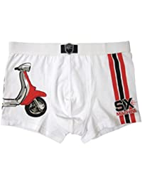 Warrior Mens Pk Of 3 Lambretta SX Boxer Shorts Underpants