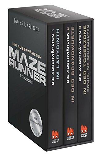 die-auserwahlten-maze-runner-maze-runner-trilogie-die-auserwahlten-schuber-mit-bonusmaterial