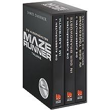 Maze Runner-Trilogie - Die Auserwählten: Schuber mit Bonusmaterial (Die Auserwählten – Maze Runner)