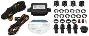 Bosch 0263009565 Parkpilot URF7, optische und akustische universal Einparkhilfe mit 4 Sensoren in Erstausrüstungsqualität