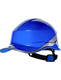 Venitex Hi-Vis Baseball Safety Helmet-Blue-sizeO/S