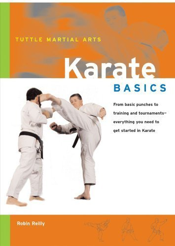 Karate Basics (Tuttle Martial Arts Basics) 1St edition by Robin Rielly (2003) Paperback