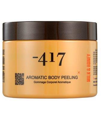 Minus 417 Dead Sea Cosmetics Milk and Honey Aromatic Body Peeling 360g
