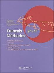 Français méthodes 2e/1e