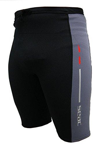 Seac Uni Warm guard PANT, black/grey/red, S, 933202 -