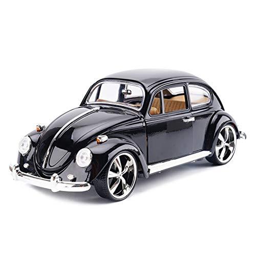 Sxet-auto modello modello auto simulazione retro classic car volkswagen beetle 1:18 in lega modello di auto giocattolo auto giocattolo per bambini per bambini collezione regalo decorazioni